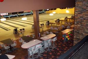 Splitsville Entertainment Center